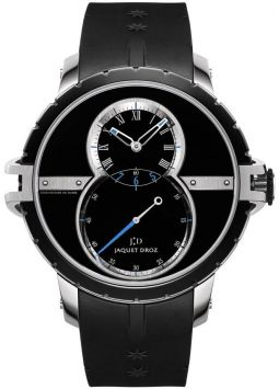 Jaquet Droz Grande seconde SW Steel-Ceramic J029030440
