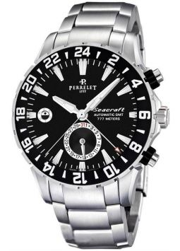 Perrelet Seacraft 777 Chronograph GMT