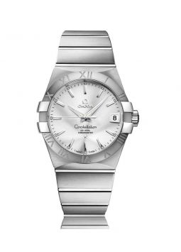 Omega Constellation Automatic Stainless Steel Silver O12310382102001