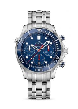 Omega Diver 300M Co-Axial Chronograph 41.5 mm 021230425003001