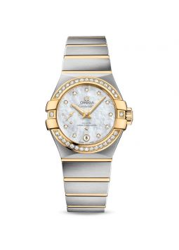Omega OMEGA CONSTELLATION MASTER CO-AXIAL 27MM 12725272055002