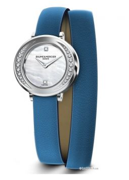 Baume & Mercier Promesse Core Ladies Watch M0A10288