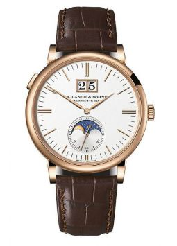 A.Lange&Söhne Saxonia Moon Phase 384.032