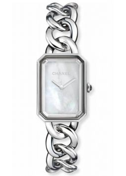 Chanel Premiere Mother of Pearl Dial Stainless H3251