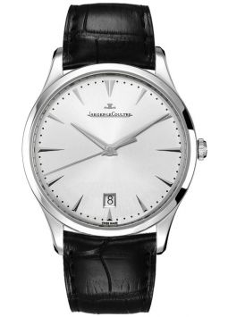 Jaeger-LeCoultre Master Ultra Thin Date Silver Dial Q1288420