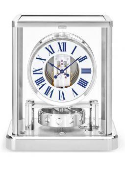 Jaeger-LeCoultre Atmos Classique White Dial Clock Q5102201