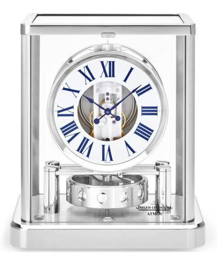 Atmos Classique White Dial Clock Q5102201, Q5102201