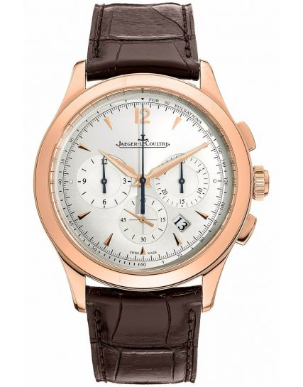 Jaeger-LeCoultre Master Chronographe Silver Dial Automatic Q1532520