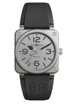 Bell & Ross BR 03-92 HOROBLACK BR0392-GBL-ST/SRB