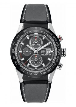 TAG Heuer CARRERA Calibre HEUER 01 CAR201W.FT6095
