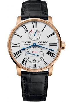 Ulysse Nardin Marine Chronometer Torpilleur 1182-310/42