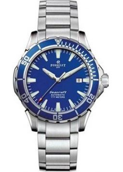 Perrelet Seacraft 777 Blue
