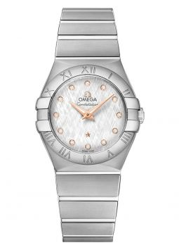 Omega Constellation Quartz 27 mm 12310276052001