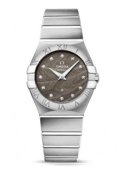 Omega Constellation Quartz 27 mm 12310276056001