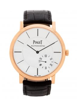 Piaget Altiplano Automatic Silver Dial G0A35131