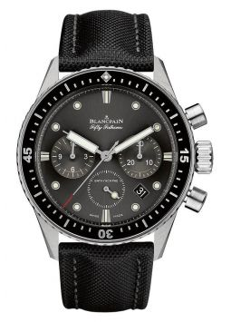 Blancpain Fifty Fathoms Bathyscaphe Flyback Chronograph 43mm 5200-1110-B52A