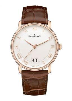 Blancpain Villeret Grande Date Automatic 6669-3642-55B