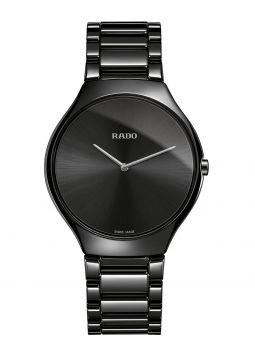Rado True Thinline Black Ceramic R27741182