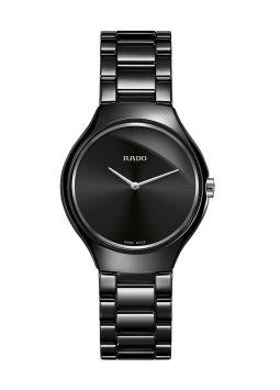 Rado True Thinline Black Dial R27742192