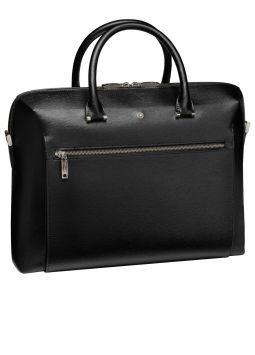 Montblanc Westside Large Document Case - Black 116376