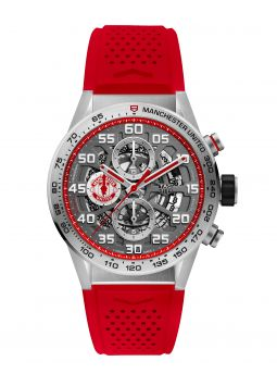 TAG Heuer Carrera Manchester United Special Edition CAR201M.FT6156