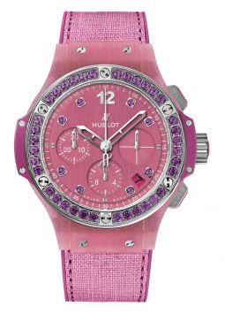 Hublot Big Bang Purple Linen 341.XP.2770.NR.1205