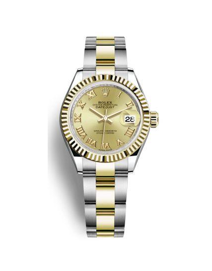 Rolex Lady-Datejust 28mm Champagne 279173