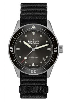 Blancpain Fifty Fathoms Bathyscaphe 5100B-1110-NABA