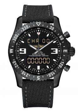 Breitling Chronospace Military Black M78367101B1W1