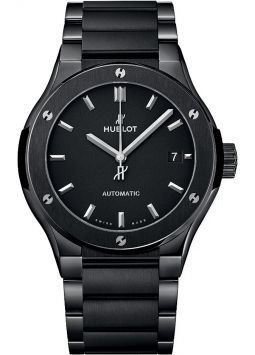 "Hublot Fusion ""Black Magic Bracelet"" 510.CM.1170.CM"