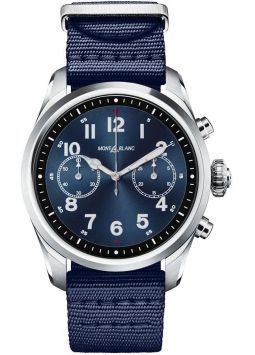 Montblanc Summit 2 Stainless Steel and Nylon 119561