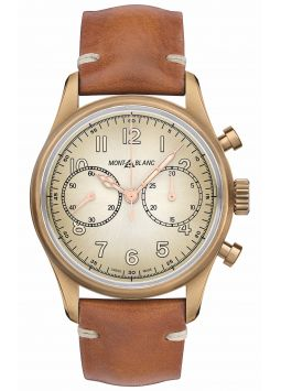 Montblanc 1858 Automatic Chronograph 118223