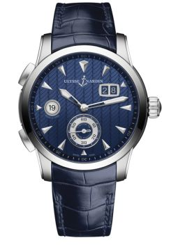 Ulysse Nardin Dual Time Manufacture 3343-126LE/93