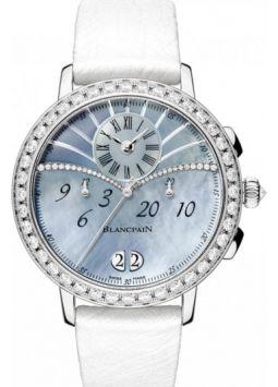 Blancpain Chronograph Flyback Grande Date Ladies 3626-1954L-58B