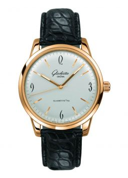 Glashütte Original Senator Sixties Rose Gold 39-52-01-01-04