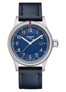 Hanhart PIONEER One blue 762.270-7310