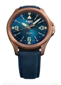 Traser Traser P67 Officer Pro Automatic Bronze Blue 108074