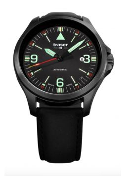 Traser Traser P67 Officer Pro Automatic Black 108075