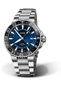 Oris Aquis GMT Date Bracelet 01 798 7754 4135‐07 8 24 05PEB