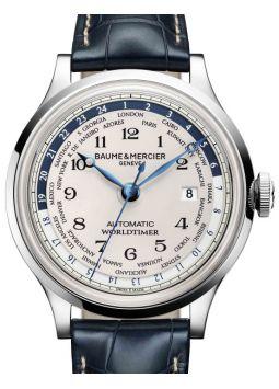 Baume & Mercier Capeland Worldtimer M0A10106