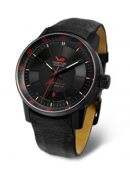 Vostok Europe Gaz-14 Limousine Dual Time NH25A-5654140