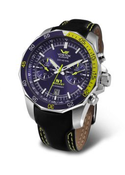 Vostok Europe N1 Rocket Chrono 6S21-2255253