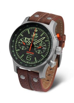 Vostok Europe Expedition North Pole-1 Titan 6S21-595H299