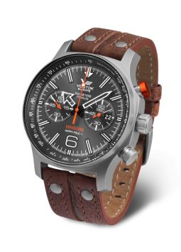 Vostok Europe Expedition North Pole-1 Titan 6S21/595H298