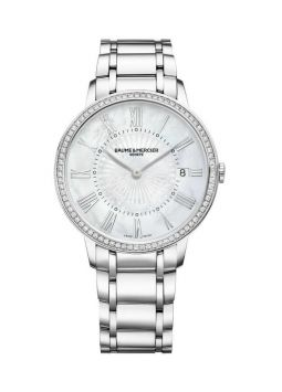 Baume & Mercier Classima MOP Diamonds M0A10227