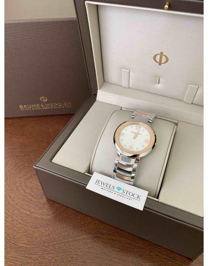 Baume & Mercier Promesse Ladies MOP Diamonds M0A10252