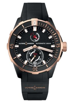 Ulysse Nardin Diver Chronometr 44 mm Black 1185-170-3/BLACK