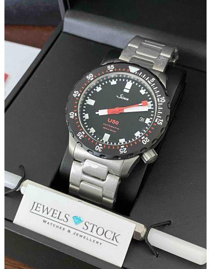 Sinn U50 SDR Bracelet 1050.040