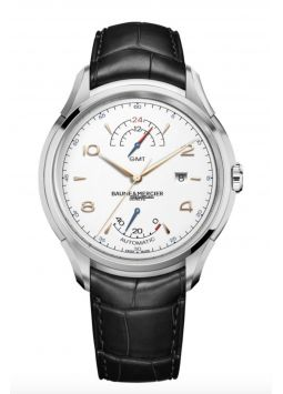 Baume & Mercier Clifton GMT M0A10421