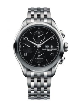 Baume & Mercier Clifton Chronograph M0A10212